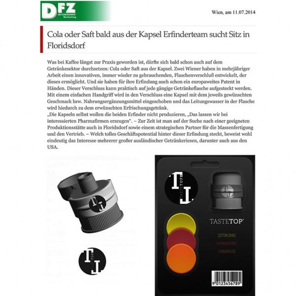 Floridsdorfer Bezirksblatt 11.07.2014